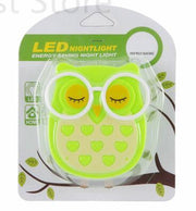 Night Owl Energy-Saving Nightlight
