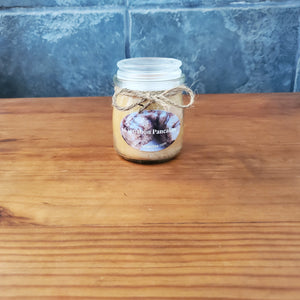 Cinnabon Pancakes 8oz Treasure Candle In Jar With Glass Lid - Ocozy Candles