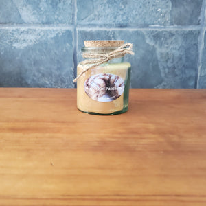 Cinnabon Pancakes 8oz Treasure Candle In Jar With Cork Lid - Ocozy Candles