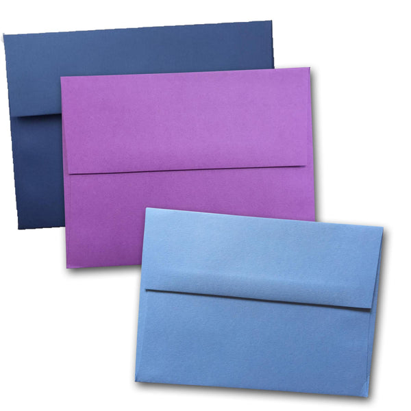 Basis Colored Envelopes