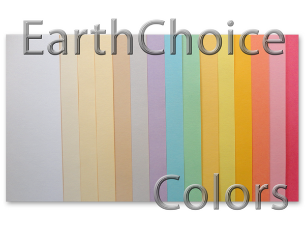 Earthchoice Card Stock for all your printing needs