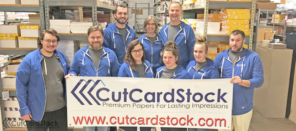 Meet the CutCardStock Team