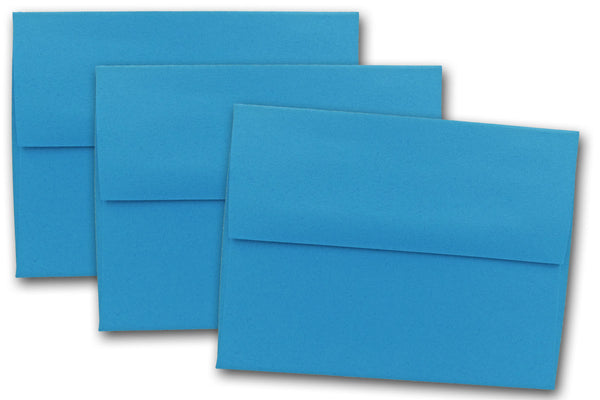 Bright Blue Envelopes