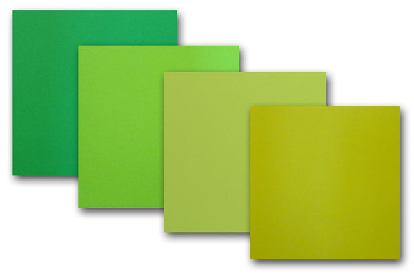 Bright Green Card Stock
