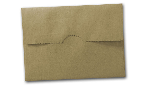 Brown Bag Kraft A2 Bag Flap envelopes