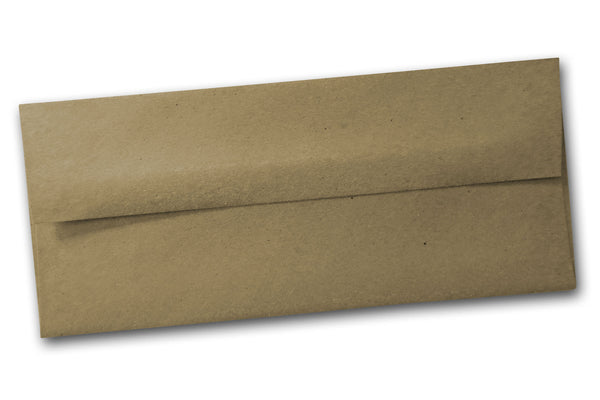 Brown Bag Kraft No. 10 Envelopes