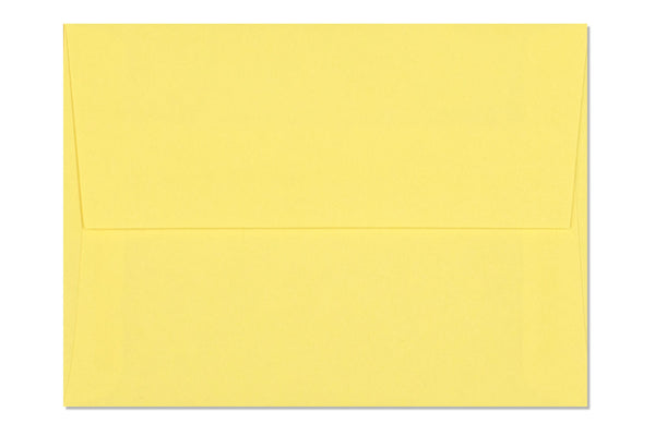 POP-TONE Vibrant Colorful A6 Envelopes