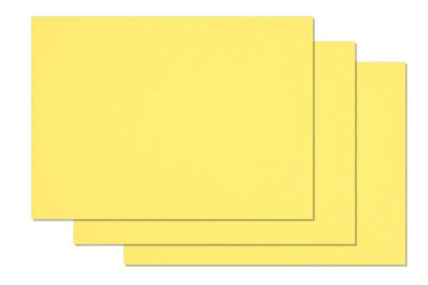 Pop-Tone A7 Flat Card Invitations - Heavyweight 100 lb cover weight