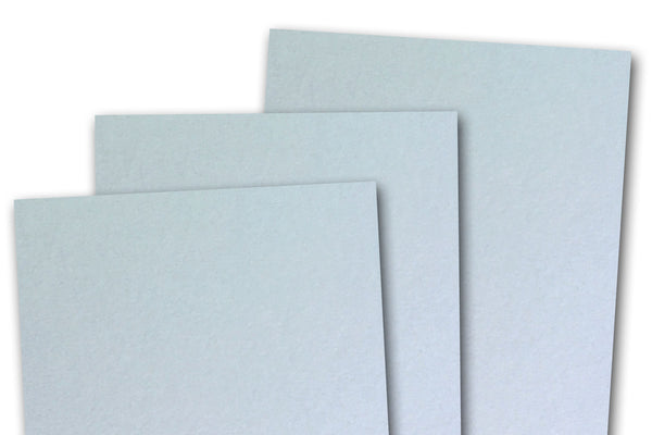 Basic Light Blue Card Stock