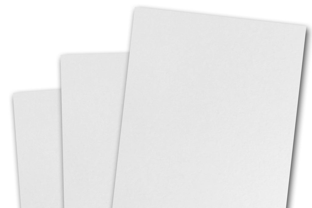 basis premium white discount card stock for invitations and cards