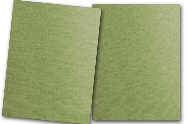 Green Martha Stewart Bay Leaf Discount CardStock