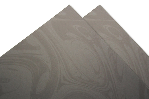 Gray Marble card stock paper
