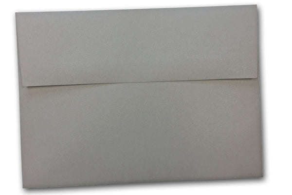 Gray 5x7 Envelopes