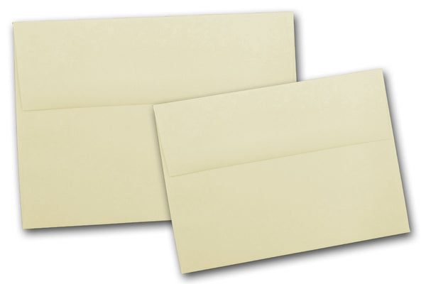 Ivory A2 Envelopes for thank you notes