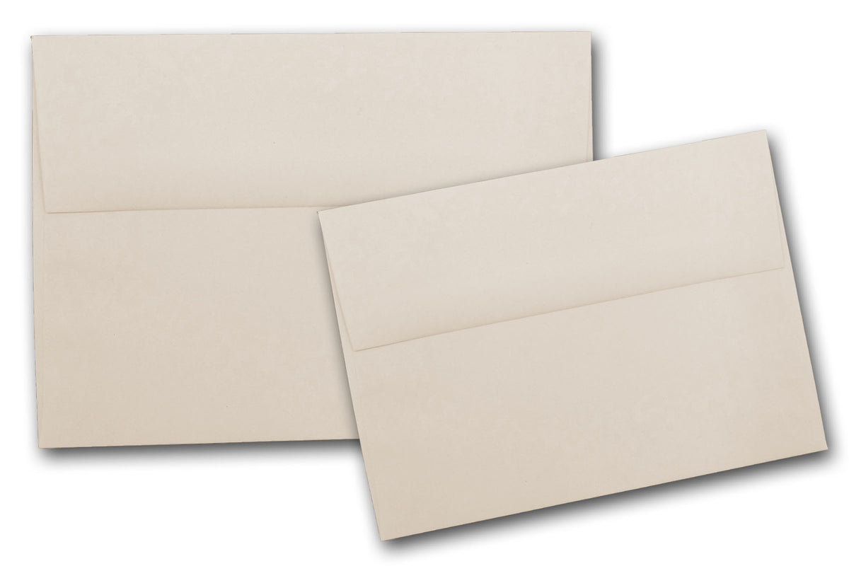 Recycled Ivory A7 Envelopes