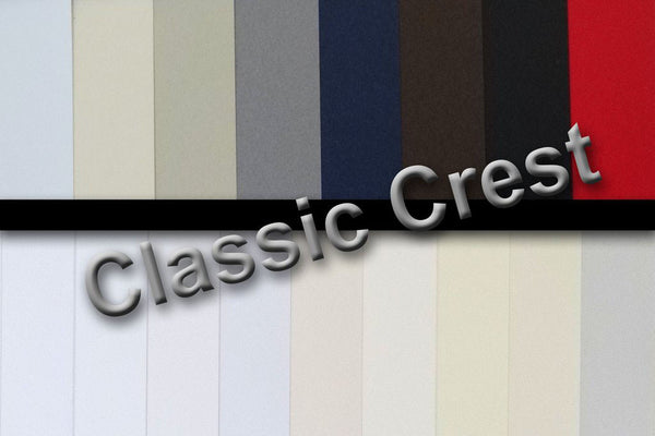 Classic Crest Text Weight 12x18  Paper - 250 Sheets