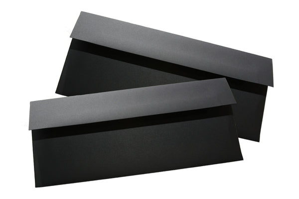 Black No. 10 Envelopes