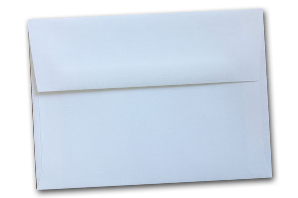 White 5x7 Invitation Envelopes
