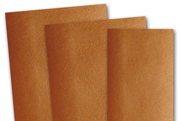 Copper Cardstock