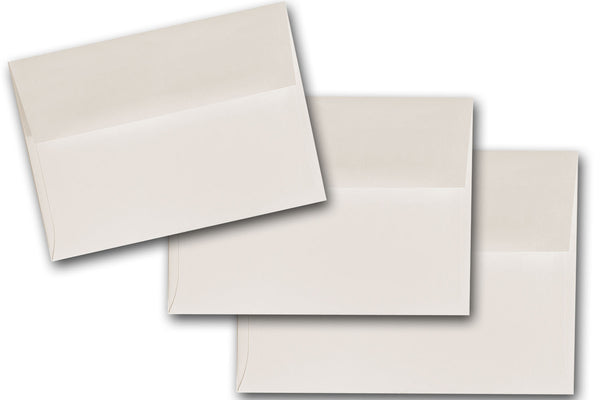 Ivory A2 Note Card Envelopes