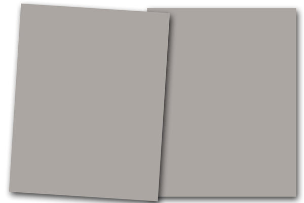 Pewter Gray discount card stock