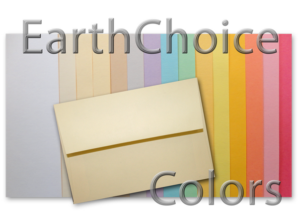 Domtar EarthChoice Opaque A7 envelopes - 250 pk