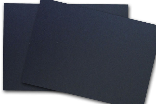 Black 130# Card Stock