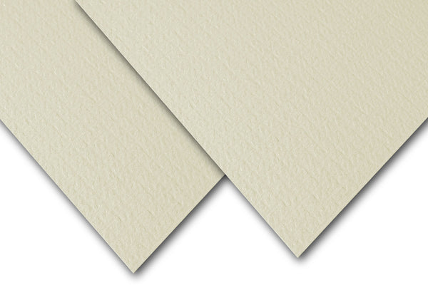 Esse Pearl TEXTURED LATTE (ivory)  105lb Card stock 8.5x11 - 25 sheets