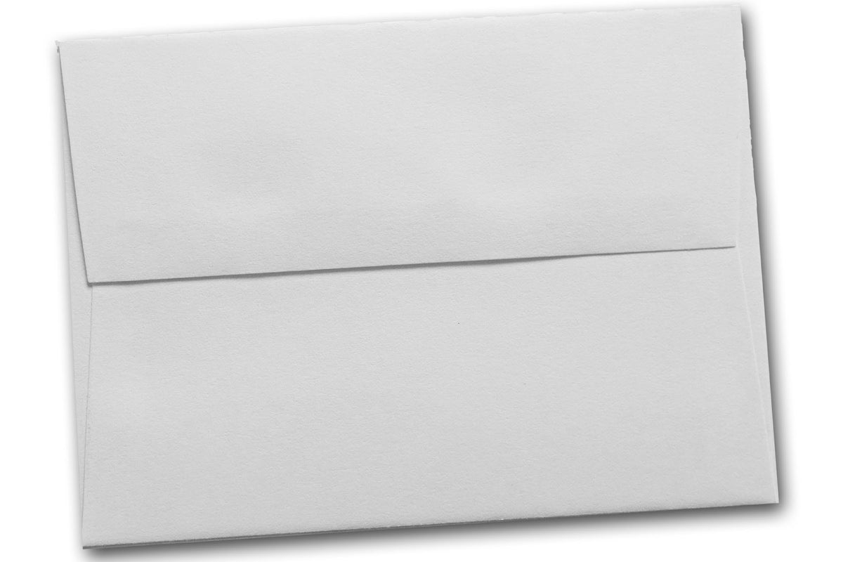 Lettra White RSVP Envelopes