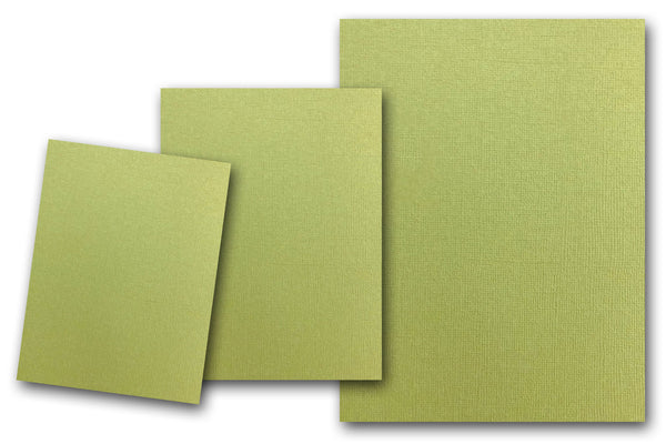 Martha Stewart Galax Green Card Stock