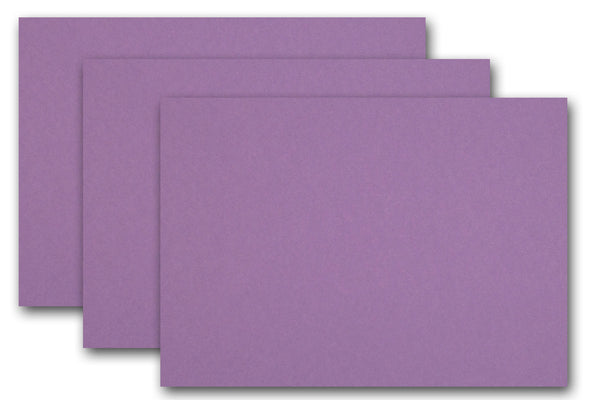 purple discount card stock