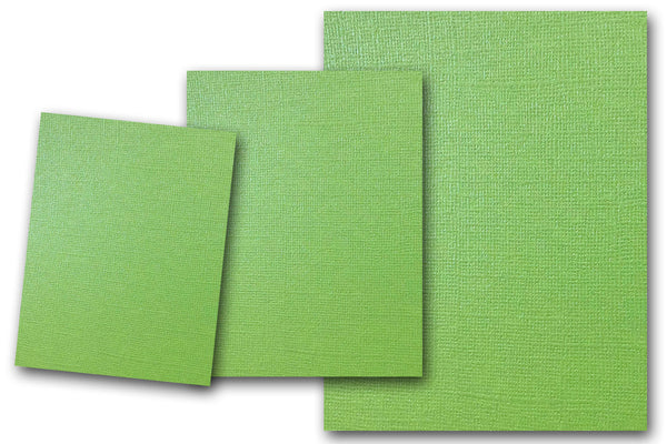 Discount Pearl Green Card Stock