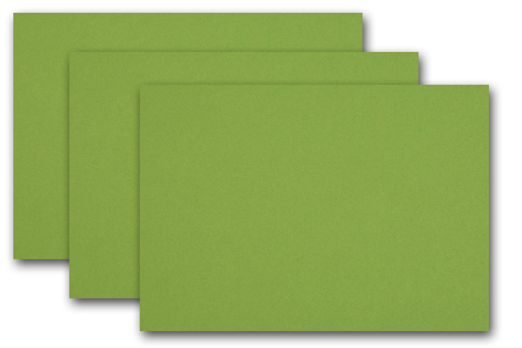 Pop Tone Green Card Stock for DIY Christmas cards and scrapbooking.