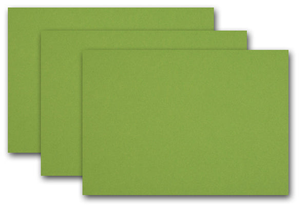 Holiday Green Discount Card Stock