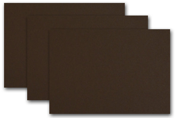 Discount Brown Card Stock paper