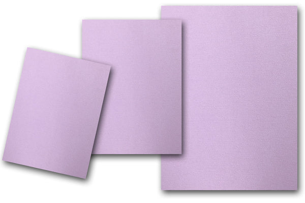 Martha Stewart Hydrangea Purple Card Stock