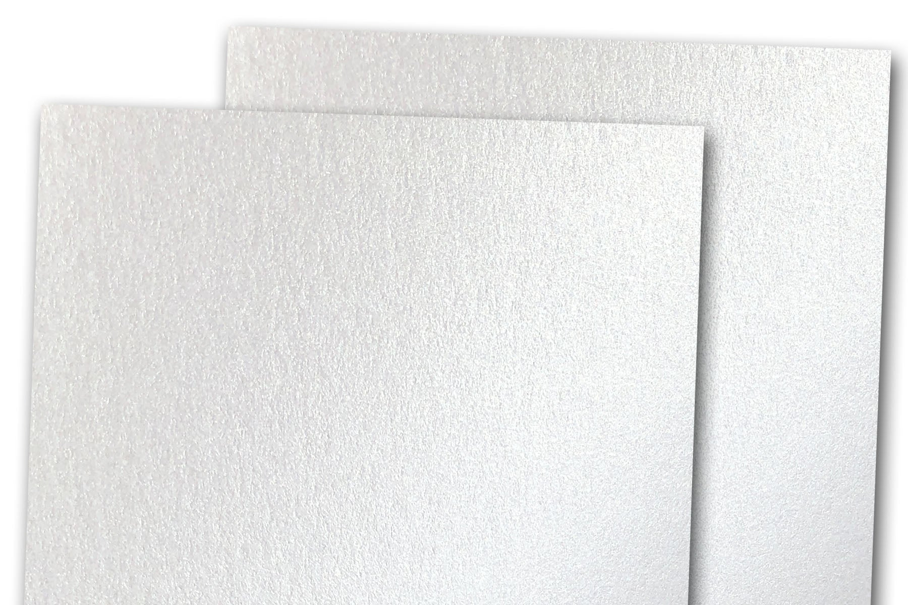 """25 Pre-Folded 3/""""x 3/"""" Cards Vanilla or White 80 lb Cardstock Gift Enclosure"""