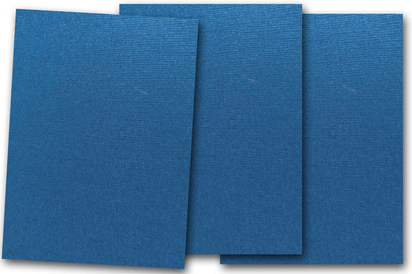 Royal Blue Card Stock