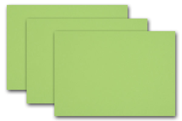 Lime Green Discount Card Stock