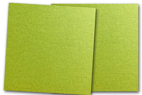 Vibrant Green 12x12 Discount Card Stock