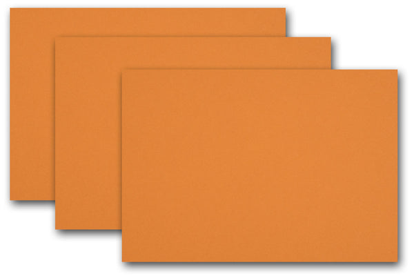 Orange Discount Card Stock