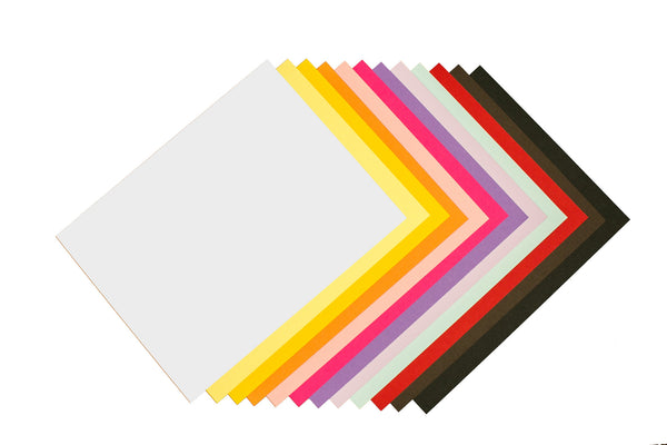 Pop-Tone 5.5 inch square Discount Card Stock