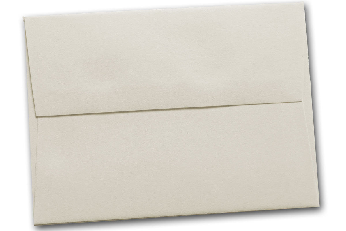 Lettra Pearl White A1 Envelopes