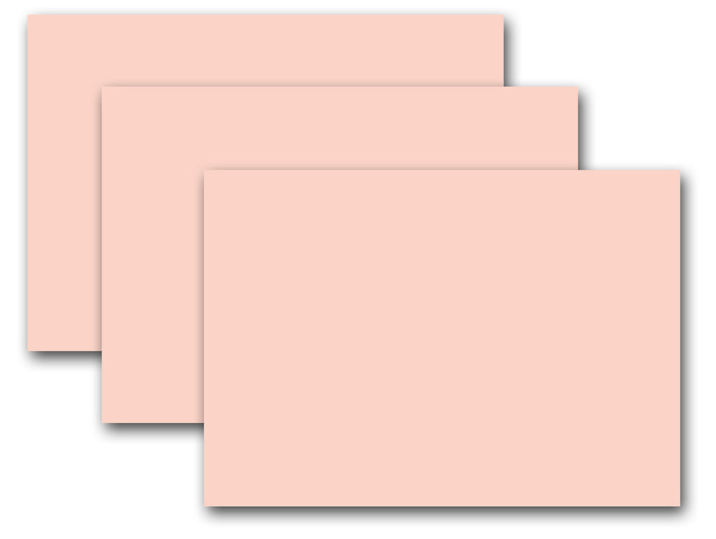 Colored card stock and envelopes - Pink Discount Card Stock