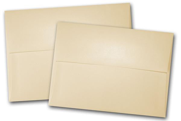 Curious Metallic Poison Ivory A6 Envelopes - 25 pack - Overstock