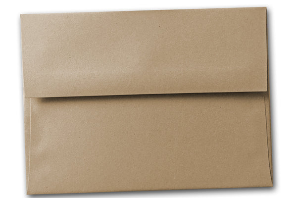 Kraft A6 Envelopes