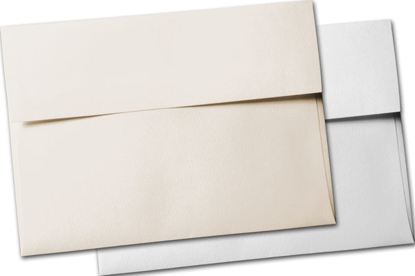 Felt Finish 5x7 Envelopes