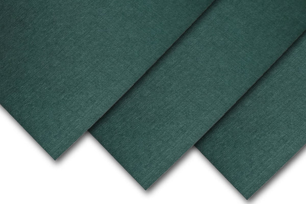 Royal Sundance Linen EMERALD 80 lb Card Stock 8.5x11 - 25 pack