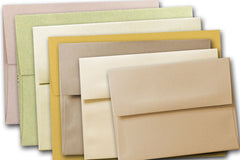 Earthy Fiber Envelopes
