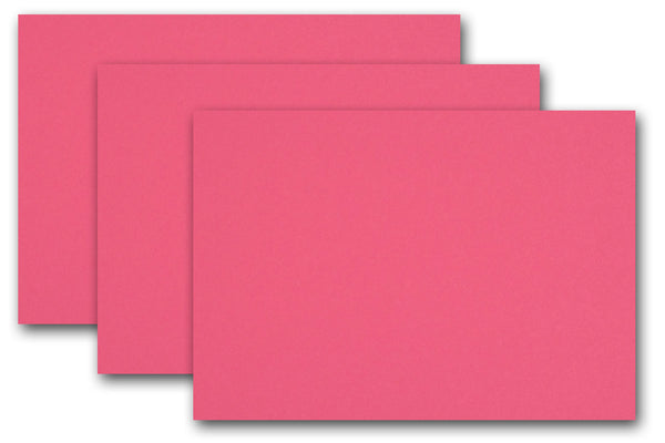 Bright Pink Discount Card stock